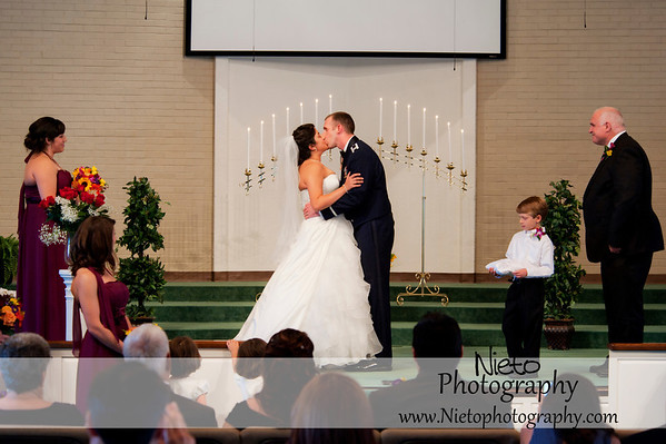 Angela & Greg - Sept 10 2011
