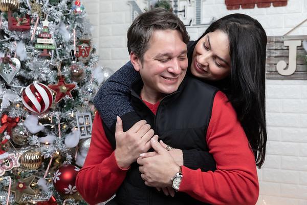 Marceli's Christmas Photo Session 2019