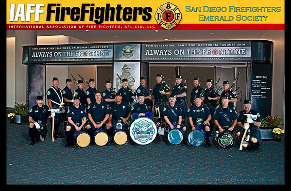 IAFF 50th. Convention 2010
