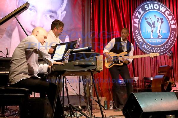 Guru Tonic CD Release Concert @ Jazz Showcase 12-10-19 Featuring Chuck Webb, Tom Viatsas, Tim Fitzgerald & Linard Stroud