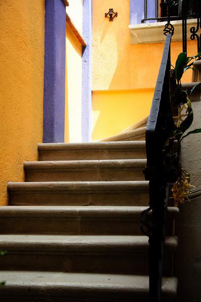 Oaxaca - Courtyards