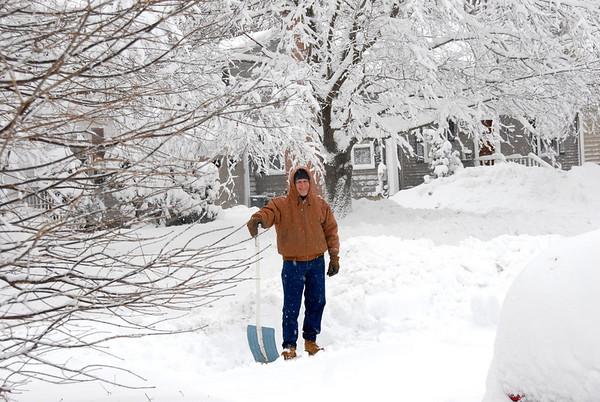 Snowstorm, January 12, 2011
