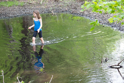 A Vernal Pool and Children