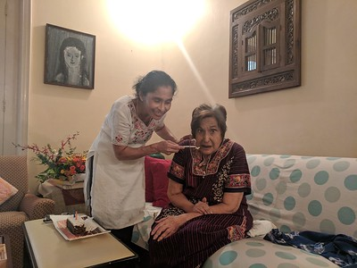 Farida 79th Birthday