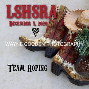 LSHSRA Team Roping
