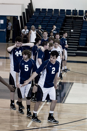 JWU So Cal Volleyball March 2010