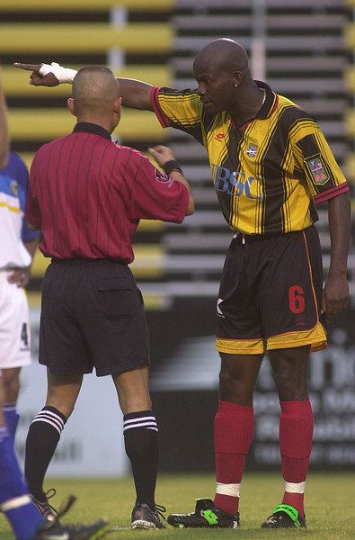 2001 Charleston Battery 2001 home Jersey,  Jersey by Lotto, sponsor by NBSC (National Bank of South Carolina)
