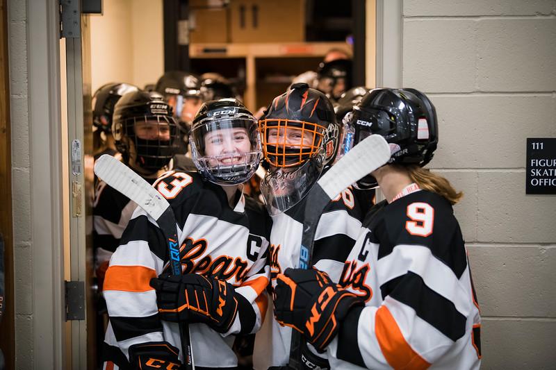 WBL Girls Varsity Hockey -V-Woodbury 2021