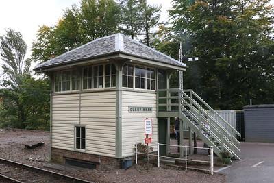 Glenfinnan Station - 21 September 2018
