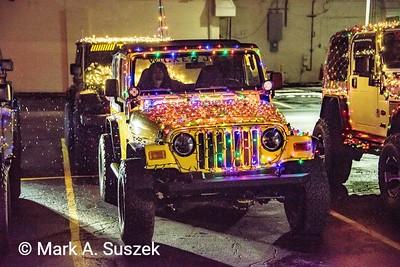 Christmas Jeeps