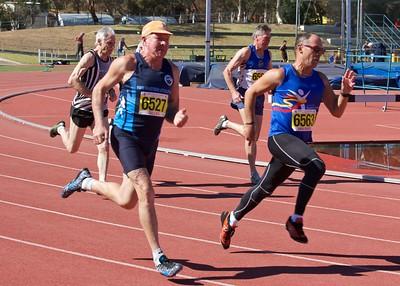 200 Meter Run