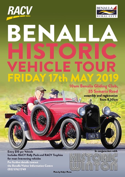 Historic Winton Now 17th - 19th May (Date Changed) I-gMFqLWx-L