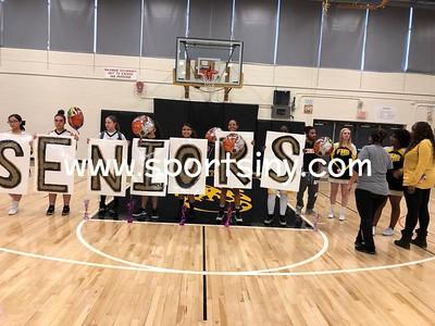 Fallsburg vs. James I. O'Neill Girls Basketball 2-21-19