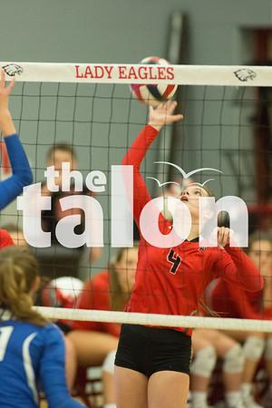 Lady Eagles vs. Krum (9-29-17)