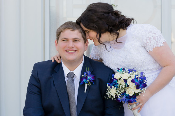 Zach & Aimee {Wedding}