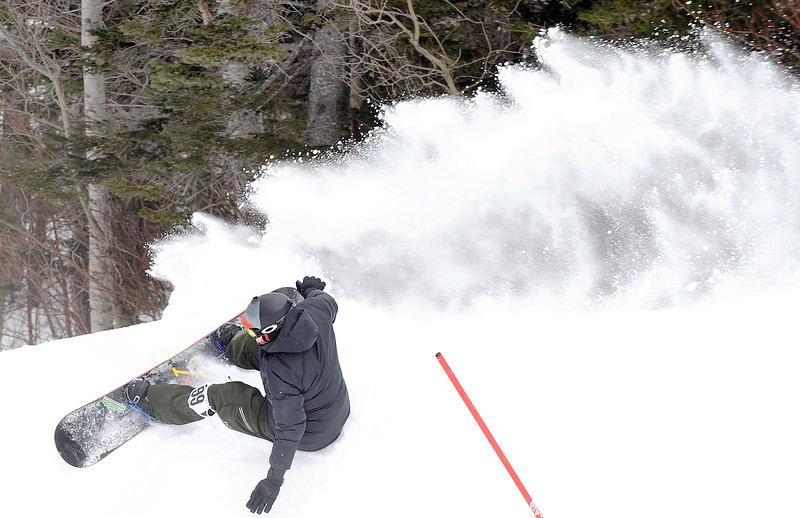 Sugarloaf Banked Slalom 2013