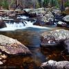 Above Adams Falls 2 - Rocky Mountain National Park