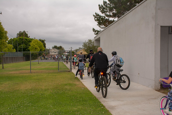 Ride Your Bike to School Day 2019