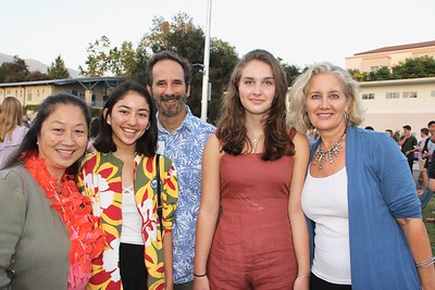 Flintridge Prep Welcomes School Year With Barbecue