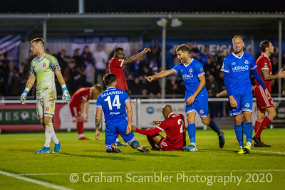 Eastleigh v Welling UTD Replay