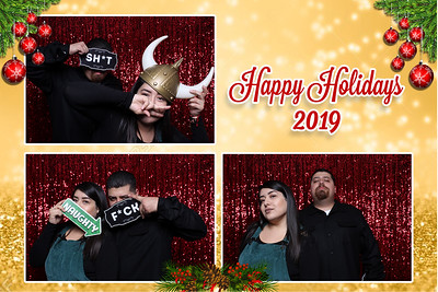 Original Mikes Holiday Party 122319