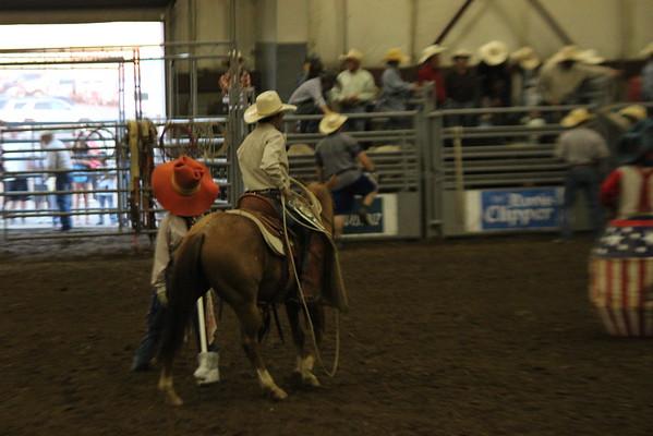 Davis County Rodeo Aug 2016