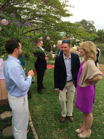 Jason & Taryn Bruwer's Wedding