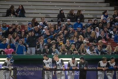 St. Charles East vs St. Charles North baseball