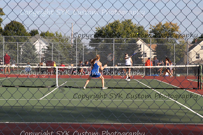 WBHS Tennis Sectionals