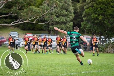 Swindale Shield Rd 7: Wainuiomata (58) v UH Rams (25)