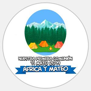 Comunión África & Mateo