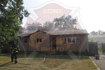 Wyandanch Fire Co. Signal 13 28 S. 21st St.  8/11/14