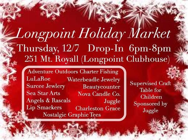 Longpoint 2017 Holiday Market