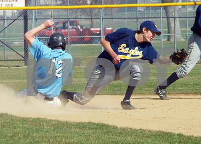 Baseball - Jefferson v. Kennedy  4-23-09