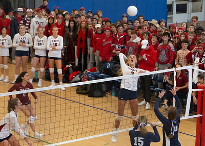 11/9/19: Varsity Volleyball vs Hotchkiss