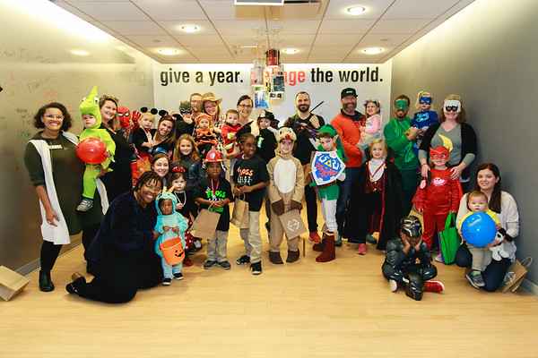 8th Annual Halloween Parade at City Year Headquarters