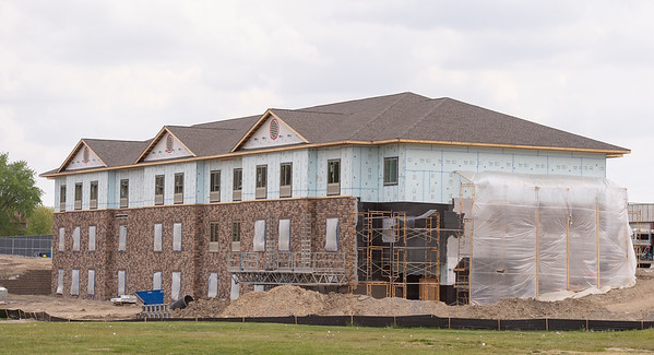 CAMPUS CONSTRUCTION AND DEMOLITION PROJECTS