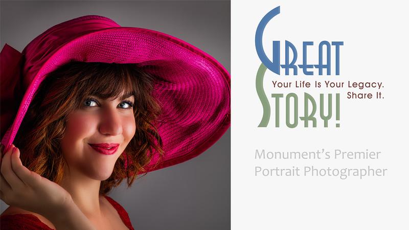 Portrait Photographer in Monument Colorado, Jess