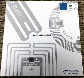 2019 04 UPM RFID Fast Relief Book + CD