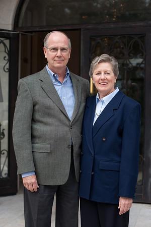 Linda & Wayne in Winter Park