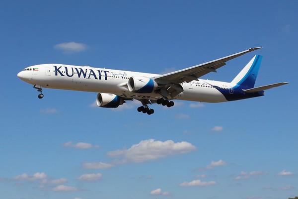 Kuwait Airways (KU)