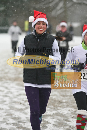 Featured - 2013 Jingle Bell Run for Arthritis - Bloomfield