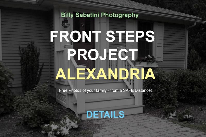 Front Steps Project Alexandria DETAILS