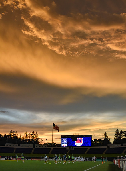 July 20, 2020 Annapolis, MD - Navy-Marine Corps Memorial Stadium Chesapeake Bayhawks vs Boston Cannons. Photography Credit: Alex McIntyre
