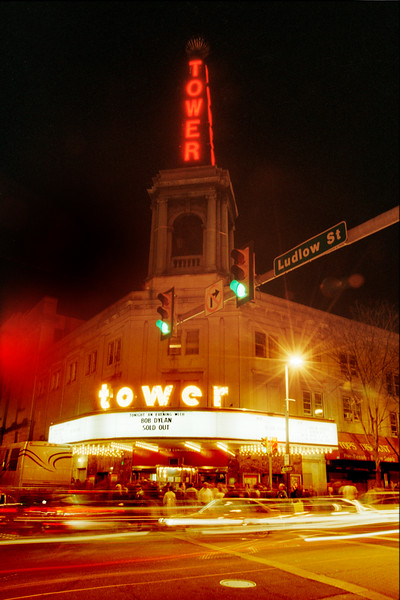 Tower Theater, Philadelphia, PA