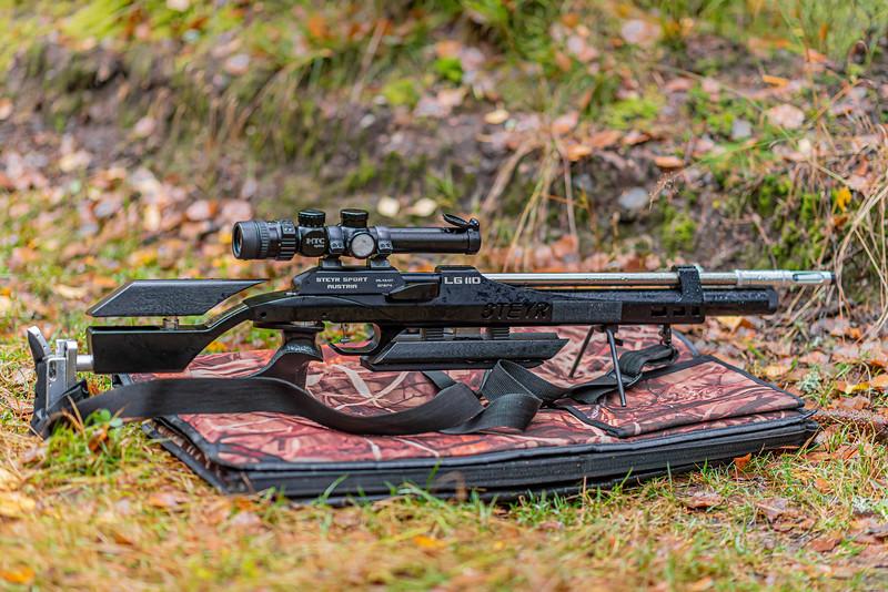 Hunter Field Target - Aš - 2019/11/09