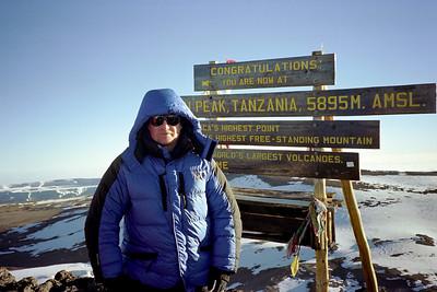 Tanzania - Mount Kilimanjaro Climb