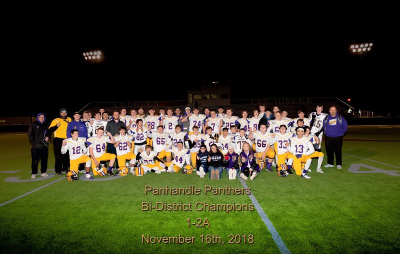 Panhandle Panthers vs Post, 11-16-2018