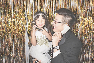 2-22-20 Atlanta Holy Spirit Catholic Church Photo Booth - HSP Father Daughter Dance 2020 - Robot Booth