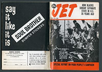 Jet Magazine 1968